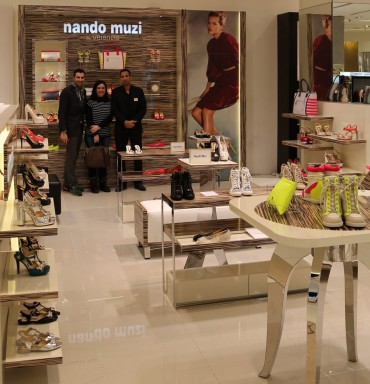First Nando Muzi shop-in-shop in the UAE